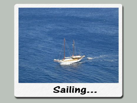 Sailing... by mdt