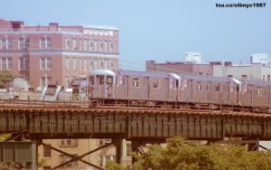 6 train in The Bronx by sonicteambronx