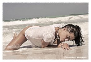 layla by sea by Glamorotica