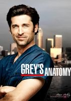 Grey's Anatomy Patrick Dempsey by Amro0