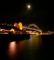 Sydney Bridge Australia by Thrill-Seeker