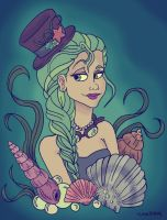 Beauty of the Deep by CoffeeVulture
