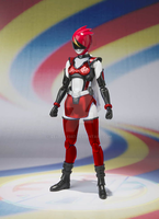 What-If - SH Figuarts Akiba-Red (Female) by Zeltrax987