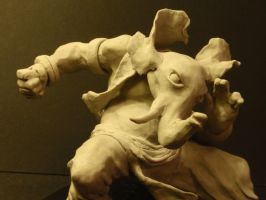 Ganesh maquette 3 by kwee85
