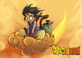 ..GoKuuUuU... by GACHY-CELTA