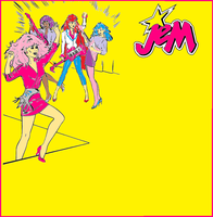 Jem and the holograms by Smurfette123