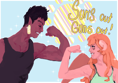 Welcome to the Gun Show by jelw7