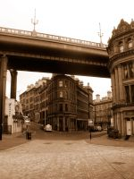 Streets of Newcastle by baad-Artist