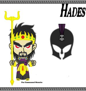 Hades - God of Underworld, Dead and Riches