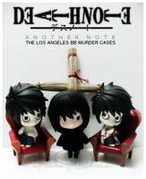 DN: Another Note - Nendo Vers. by llawliet-ryuzaki