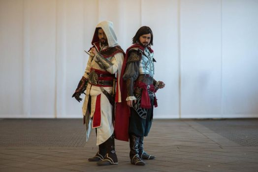 Assassins Creed Brotherhood by Angels-Leaf
