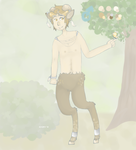 Faun Entry by RainyDaysAhead