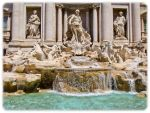 Trevi Fountain by BusterBrownBB