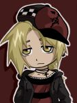 edward chibi black and red by Kay-Jay97