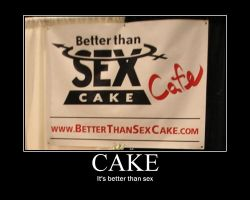 Cake Demotivational by Naomi33