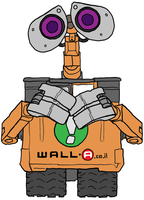WALL-A by Elcool