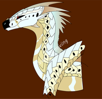 Sand/Icewing Hybrid auction CLOSED by Silverstormwing