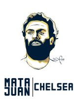 Juan Mata by 21Artt