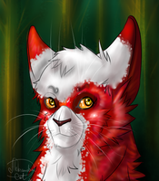 Crimsonfur by Aleksandra-Cat