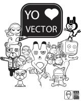 I luv Vector by EmpCharles