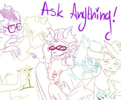 Ask Us Anything!! by AskTheOddBunch