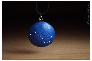 Big Dipper pendant by Merry339