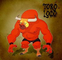 toro loco by artkitty
