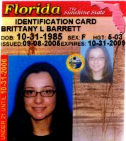 ID Card by brittlovesbill
