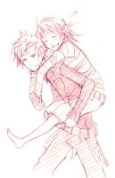 Request: In Your Arms by Kime-baka-onee-chan