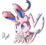 Sylveon by KIss-for-ingeraSH