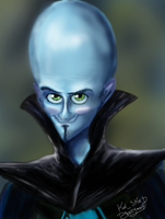 Megamind 2 by Bloo-DKai12