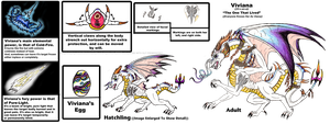 Viviana Ref-Sheet-2013 by DragonHeartLuver