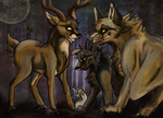 The Marauders by X-x-Magpie-x-X