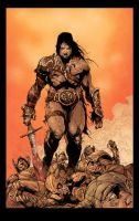 Conan by Geoff and JamesCOLORED by Voodoodwarf