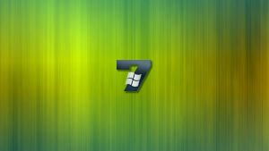 Wallpaper Windows 7 by RDJDesign