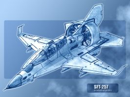 SF-257 by TheXHS