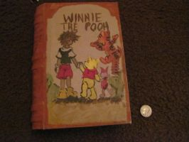 Winnie The Pooh Book by MagicalMegumi