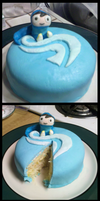 John Egbert Cake by PrinceofSpirits