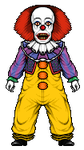 Pennywise the Dancing Clown by alexmicroheroes