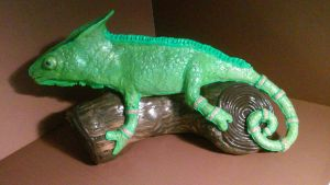 Camilla the Chameleon by Binkees-Baubles