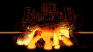 [Wallpaper] Get Bucked by Finaglerific
