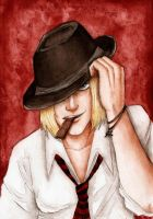 Mello's addiction by KikuskaG