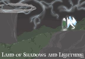 The Land of Shadows and Lightning by VENXIA