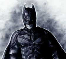 The Dark Knight Rises by Tabbytooner