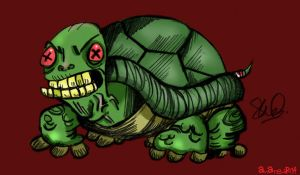 The Turtles Are Restless by amateur1314