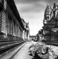 Angkor by Dave-Ellis