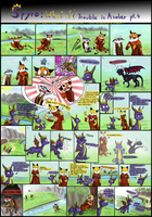 Spyro:WI?Trouble in Avalar pt4 by ZhBU