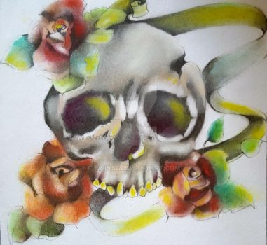 Skull by TWINS2