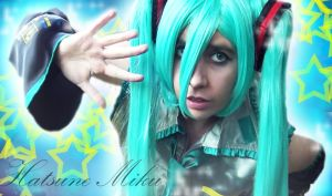 Miku Cosplay by anime-lover64