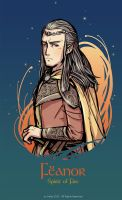 Feanor-Spirit of Fire by haleyhss